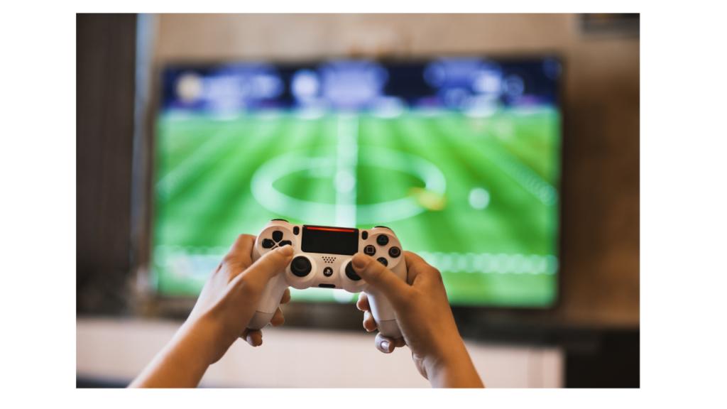 Ado accro aux jeux video